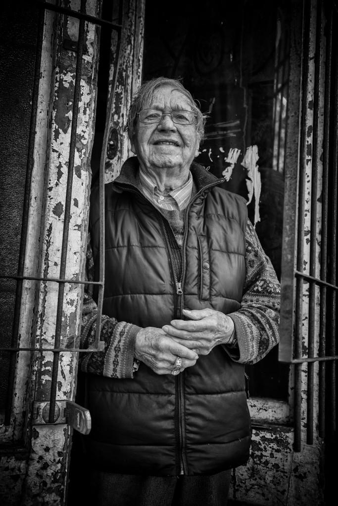 Portrait of Eric - UK street Photography