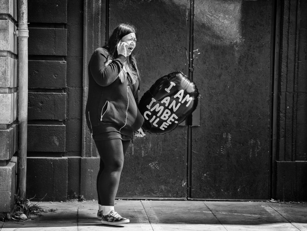 Dismaland Bansky art exhibit - 2015