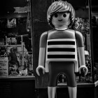 playmobile - UK street Photography