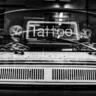 tattoo skeltons - UK street Photography