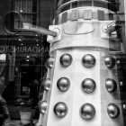 window dalek - UK street Photography