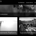 succession website licenced image