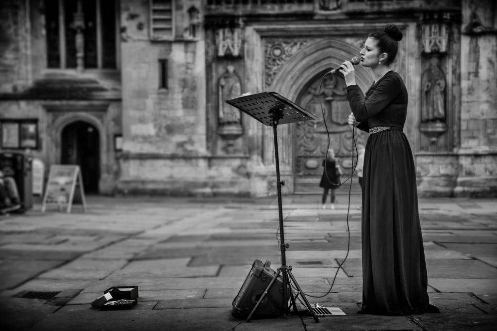 abbey singe - UK street Photography