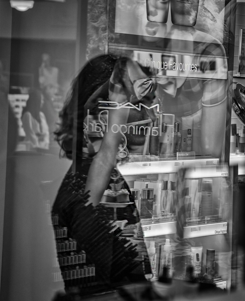 reflections - UK street Photography