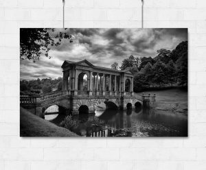 Prior Park Bridge-print