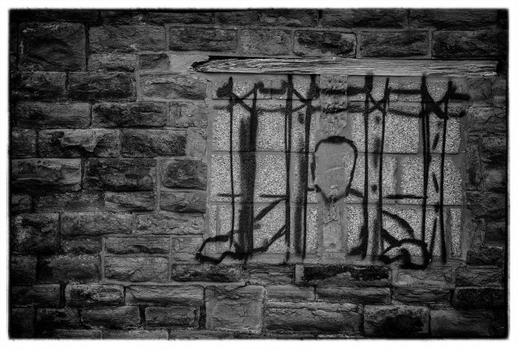 No Prison walls - street photography