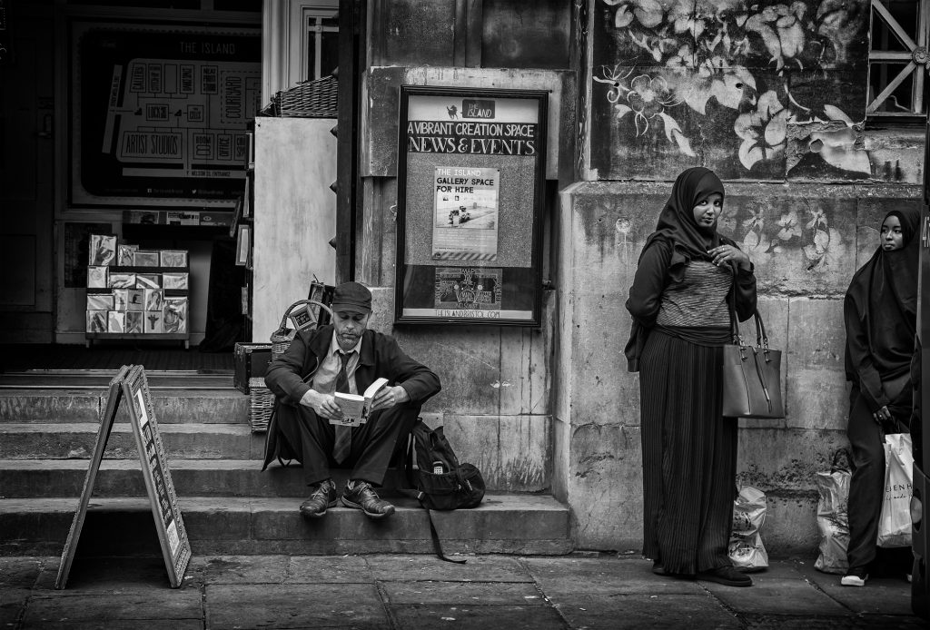 Why Black And White Street Photography