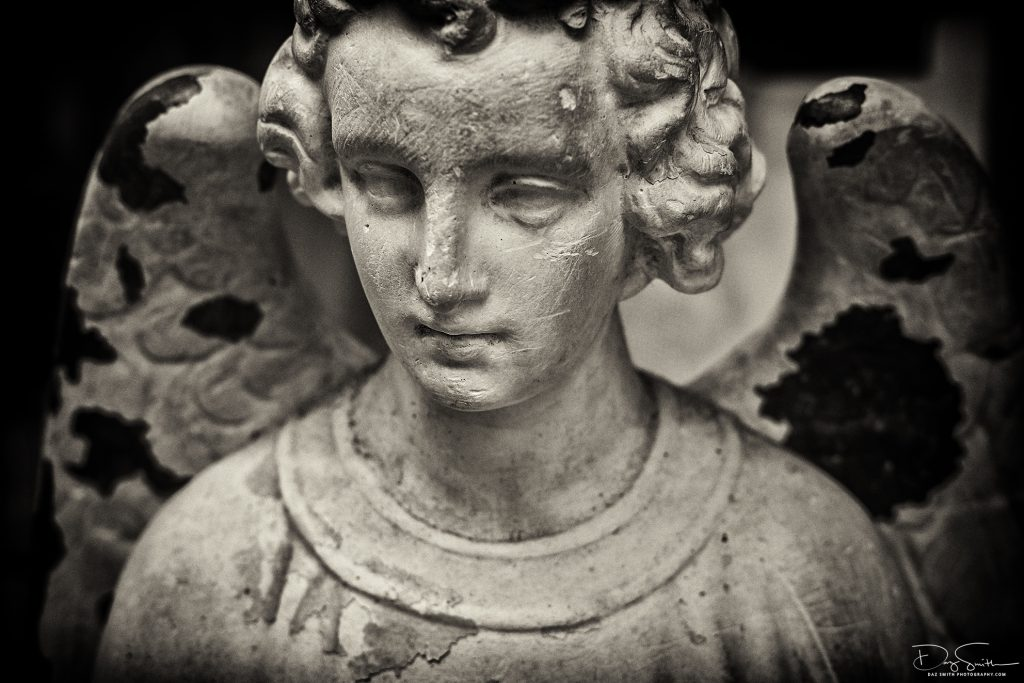 Angel - street photography