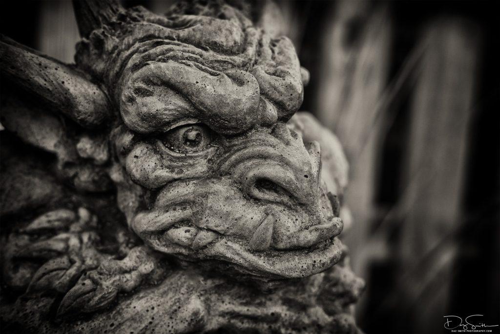 Demon - street photography