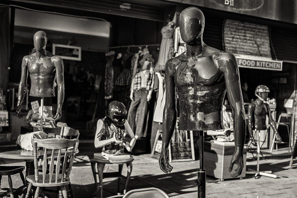 Mannequins -bristol street photography