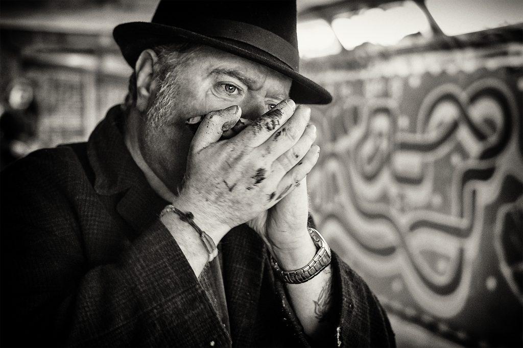 Tony Ware - bristol street photography