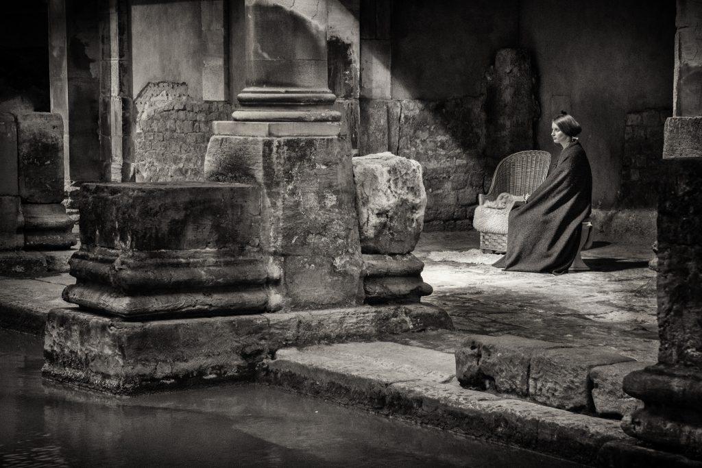 lady of the Baths