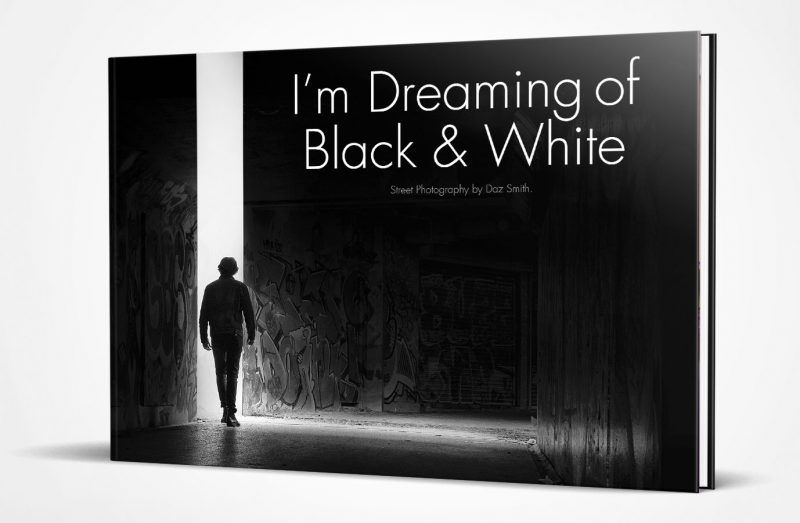 Im dreaming of black and white book by Daz Smith